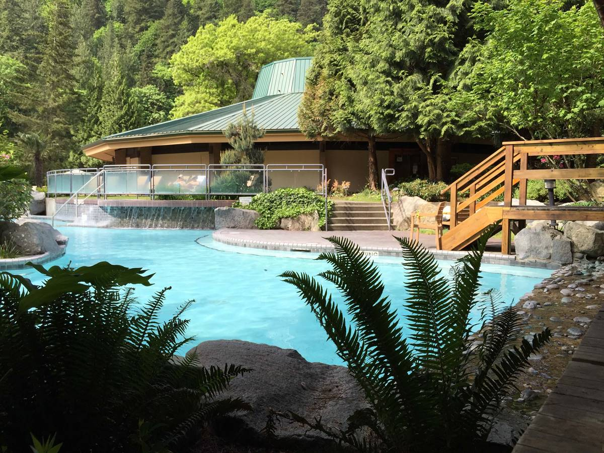 5 Reasons to Visit Harrison Hot Springs Resort  Spa