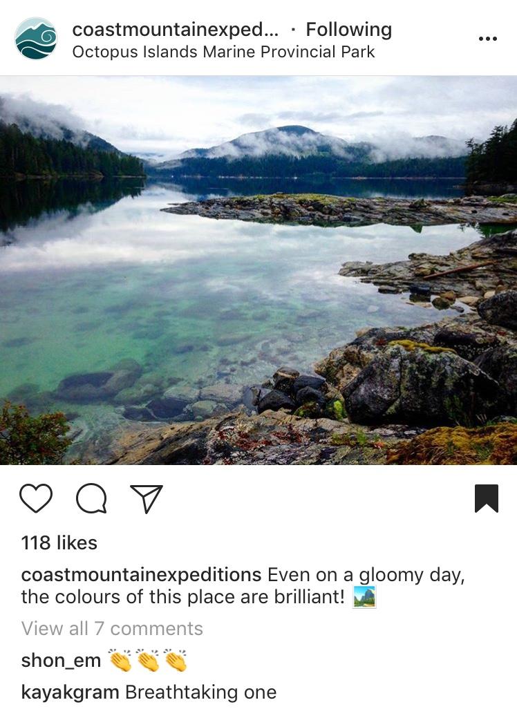 Octopus Islands Provincial Park
