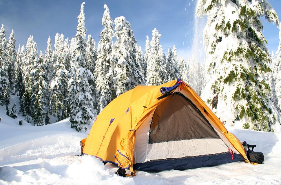 Your New Hobby: How to get into Winter Camping - British ...