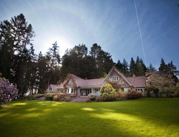 Spotlight: Milner Gardens & Woodland