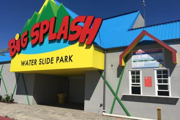Big Splash Water Slide Park