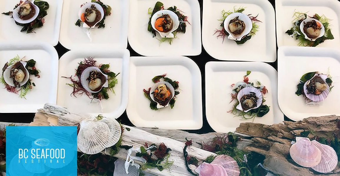 BC Seafood Festival 2019
