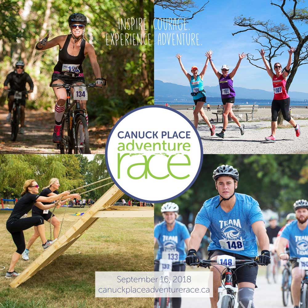 The Canuck Place Adventure Race: The Race for Courage