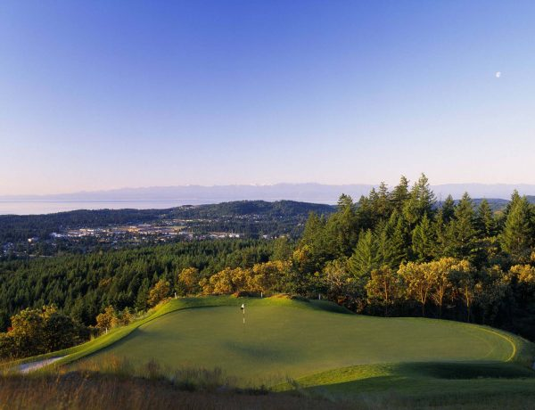 Swing and Sip Through 3 of BC's Best Golf Regions