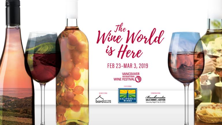 Vancouver International Wine Festival 2019