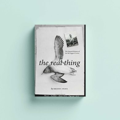 The Real Thing: The Natural History of Ian Mctaggart Cowan