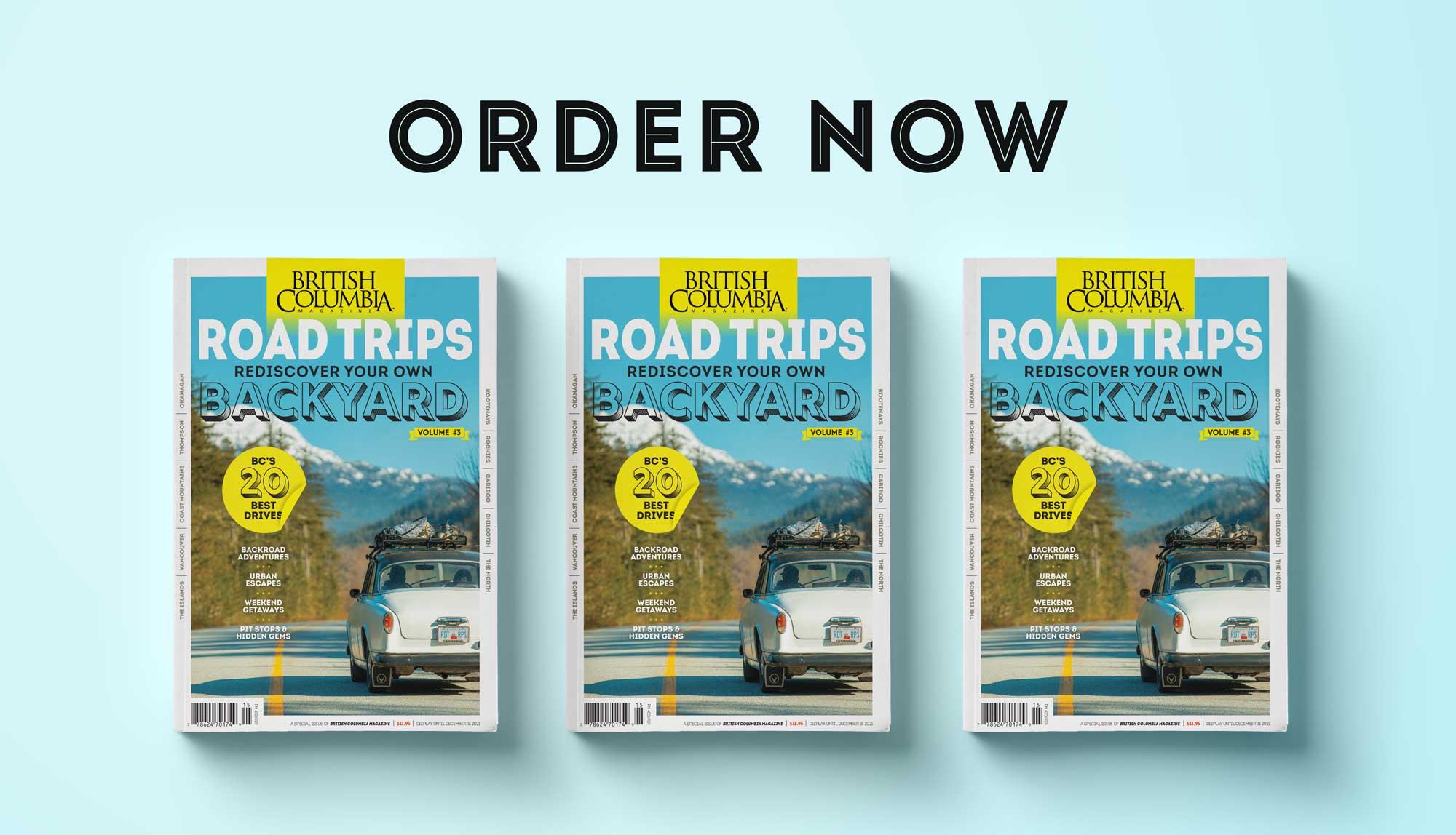 Road Trips, Volume 3